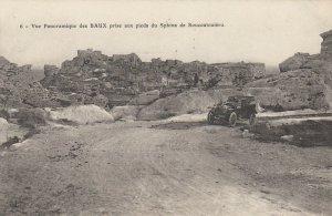 LES BAUX, France, 1900-10s ; Road