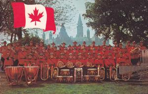 Royal Canadian Mounted Police [RCMP] , Canada , 50-60s - #18 - Band