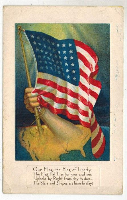 1280  American Flag Stars & Stripes Flag of Liberty