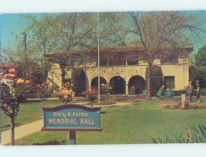 Unused Pre-1980 BUILDING Claremont California CA hn7340