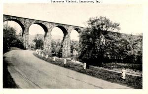PA - Lanesboro. Starrucca Viaduct