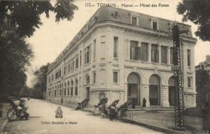CPA VIETNAM Tonkin HANOI - Hotel des Postes (62410)