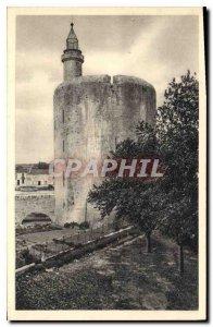 Postcard Old Aigues Mortes Tour de Constance