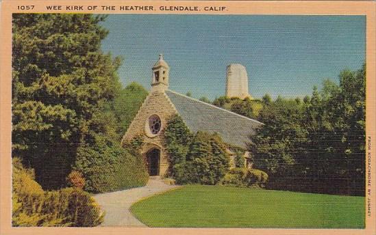 Wee LKirk Of the Heather Glendale California