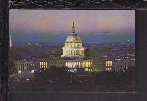 US Capitol,Washington,DC Postcard BIN