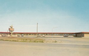 SWIFT CURRENT , Sask. , Canada , 1950-60s ; Westwind Motel