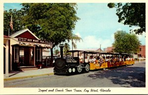 Florida Key West Depot and Conch Tour Train