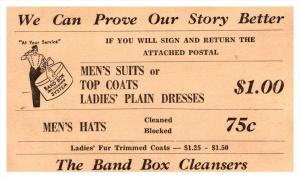 20482  MA  Falmouth  Band Box Cleaners