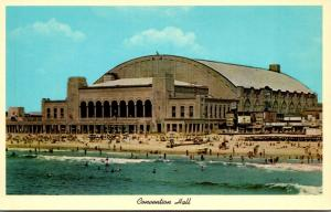 New Jersey Atlantic City Convention Hall