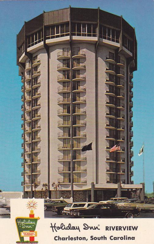Holiday Inn , CHARLESTON , South Carolina, 50-60s