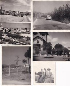 Hotel Trias Palamos 6x 1950s Photo Collection