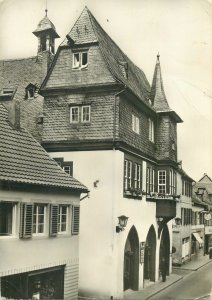 Postcard Germany Meisenheim am Glan