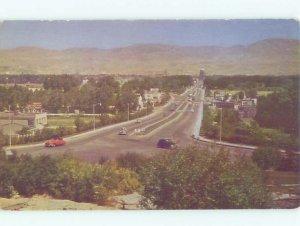 Pre-1980 GARDEN SCENE Boise Idaho ID AF6567