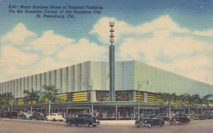 Maas Brothers Home Of Tropical Fashions, ST. Petersburg, Florida, 1930-1940s