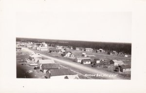 RP; HUDSON BAY , JCT East , Manitoba , Canada , 1910-20s; Street View