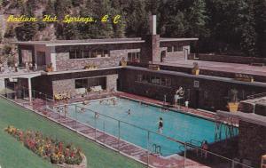 Radium Hot Springs , B.C. , Canada , 50-60s #1