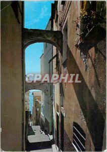 Postcard Modern Riviera dui Piori Cervo Liguiet (Imporia)