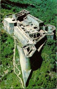 Citadel Henri Christophe Vaseux Haiti vintage postcard