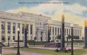 Indiana Indianapolis American Legion National Headquarters