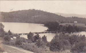 RP, View Of The Lake, LAC CHARLEBOIS, Quebec, Canada, PU-1919