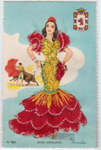 Embroidery - Add-On, Bailes Andaluces