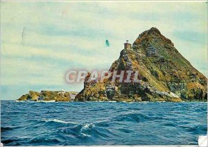 Modern Postcard Cape Point the rocky tip of the Cape Peninsula South Africa