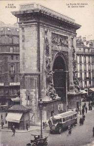 St Denis Gate,Paris, France,00-10s