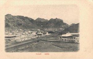 Yemen - Town Aden - 04.25