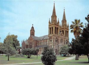 Australia Saint Peters Cathedral North Adelaide Dom Cattedrale