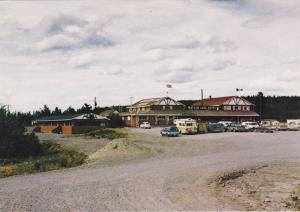 Watson Lake Hotel , WATSON LAKE , YUKON , Canada , 50-70s