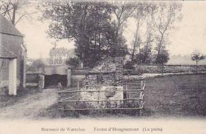 Ferme D'Hougoumont (Le Puits), Souvenir De Waterloo (Walloon Brabant), Belgiu...