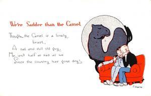 We're Sadder than the Camel, E Weaver, Comic 2382 Unused