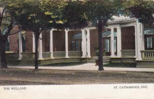 ST. CATHERINES ,Ontario , Canada , PU-1917 ; The Welland