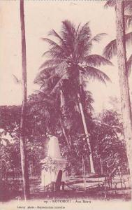 Aux Morts, Kotonou, Dahomey, Africa, 1900-1910s
