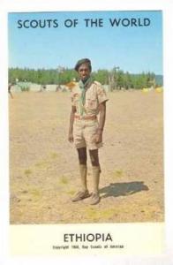 Ethiopia Boy Scout, 1968