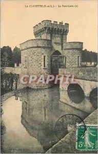 Old Postcard the shelf (S & L) Pont Levis