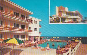 Florida Miami Beach The Last Frontier Resort Motel 1959