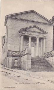 Le Tribunai, Chatillon-sur-Seine (Côte-d'Or), France, PU-1906