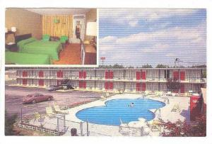 Gold Rock Inn, Battleboro, North Carolina,  40-60s