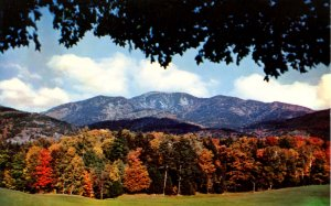 NY - Adirondacks, The Giant as seen from Ausable Club