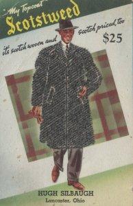 LANCASTER , Ohio, 1939; Scotstweed Coat ,