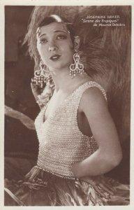 RP: Josephine Baker , Sirene des Tropiques de Maurice Dekobra #2, 1920s