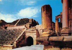 Jordan Part of Amphitheatre of Jerash Postcard