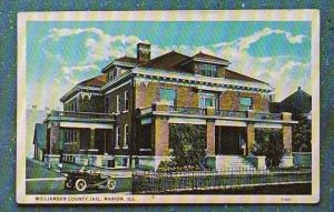 Illinois Marion Williamson County Jail Now Williamson County Area Museum