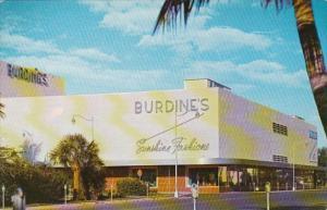 Florida Miami Beach Burdines Department Store Meridian At Seventeenth