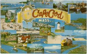 Views of Cape Cod Massachusetts MA