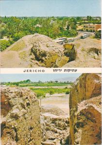 Excavations Jericho Israel