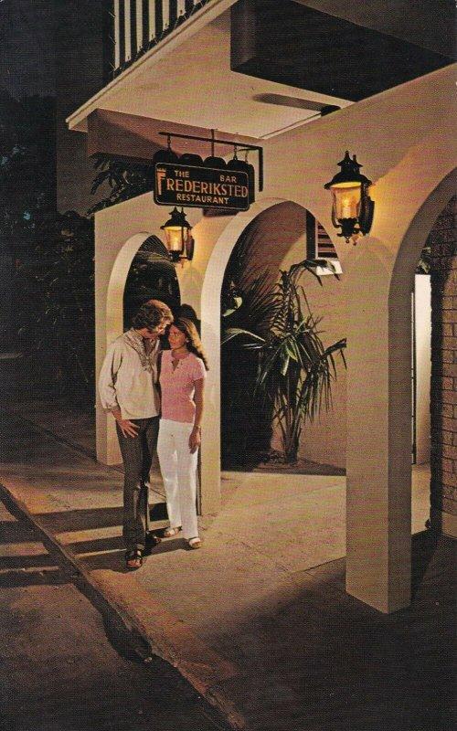 ST CROIX , U.S. Virgin Islands , 1950-60s ; Frederiksted Hotel