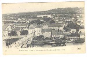 Périgueux , France , 00-10s ; Le Pont des Barris et l'Asile des Petites-Soeurs