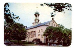 PA - Bethlehem. Central Moravian Church
